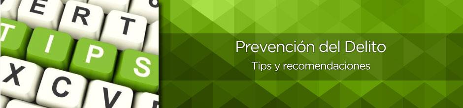Tips de prevencion